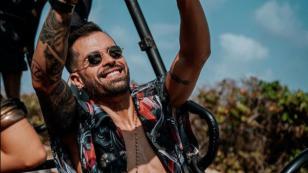 Mike Bahía celebra su éxito en la música con este mensaje