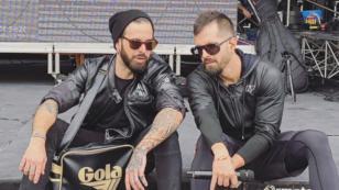 Mike Bahía presenta nueva canción junto a su hermano