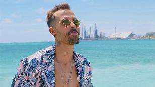 """Mike Bahía sobre 'Navegando', su nuevo álbum: """"Traté de ser muy honesto"""""""