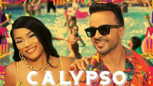 ¡Mira 'Calypso', lo nuevo de Luis Fonsi y Stefflon Don! [VIDEO]