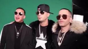 Mira el adelanto del videoclip 'Todo comienza en la disco', de Wisin, Yandel y Daddy Yankee [VIDEO]