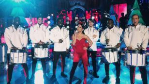 Mira el espectacular show que dio Becky G en Disney World