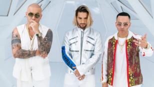 Mira el nuevo video de Maluma junto a Wisin y Yandel