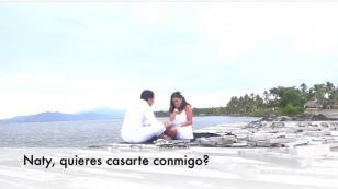 ¡Mira esta propuesta de matrimonio que sorprendió en las redes sociales! [VIDEO]