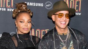 Mira la icónica presentación de Daddy Yankee y Janet Jackson en The Tonight Show