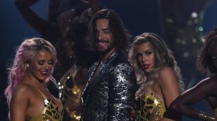 Mira la reacción de Maluma luego de conocer a Madonna en los MTV VMA [VIDEO]