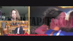 Mujer que besó a Carlos Vives en concierto no la está pasando bien [VIDEO]