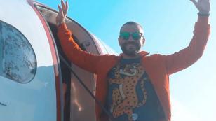 Nacho anuncia presentación en Bolivia