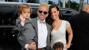 Nacho anunció su separación con Inger Mendoza