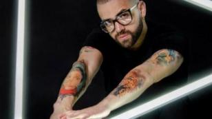 Nacho hizo su descargo acerca de los tatuajes
