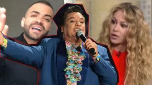 Paulina Rubio hizo una curiosa comparación con la voz de Nacho y Juan Gabriel