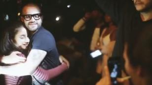Nacho Mendoza y su segunda familia [VIDEO]