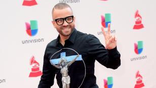Nacho obtiene Disco Platino por el tema 'Casualidad'