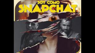 'Soy como Snapchat', la más reciente colaboración de Nacho