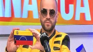 Nacho mandó un mensaje a sus compatriotas que radican en Perú