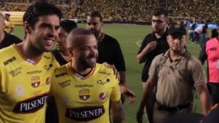 Nacho y Kaká fueron parte de