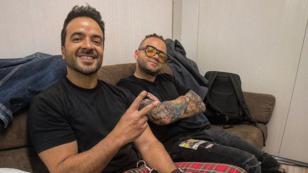 ¿Nacho y Luis Fonsi preparan nueva colaboración?