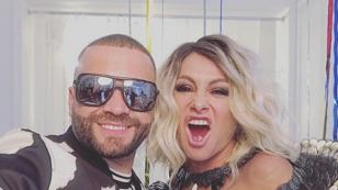 Nacho anuncia nuevo tema junto a Paulina Rubio