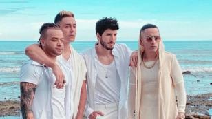 Nacho, Yandel, Joey Montana y Sebastián Yatra grabaron nuevo videoclip