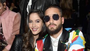 Natalia Barulich niega haber engañado a Maluma con Neymar Jr