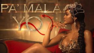 Natti Natasha causa furor con su nuevo videoclip 'Pa' mala yo'