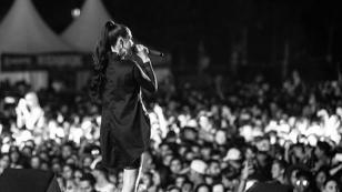 Natti Natasha celebra el éxito de 'Runaway'