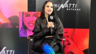 Natti Natasha celebra los 80 millones de views de su tema 'Me gusta'