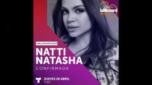 Natti Natasha confirmó su presentación en los Latin Billboard
