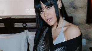 Natti Natasha hace su debut en el rap con Cosculluela
