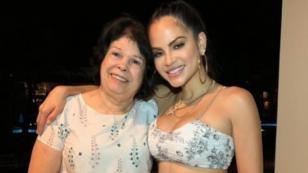 Natti Natasha le dedica un enternecedor mensaje a su madre