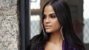 Natti Natasha revoluciona las redes sociales paseando con un carrito de compras