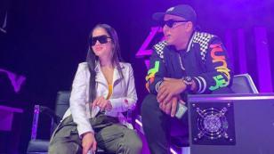 Natti Natasha y Daddy Yankee se rinden con las clases de baile de Sebastián Yatra