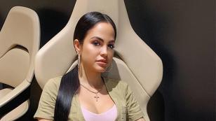 Natti Natasha y Romeo Santos celebran el éxito de 'La mejor versión de mí'