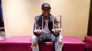 El emocionante discurso de Nicky Jam tras ganar el Álbum Latino del Año