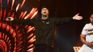 ¿Qué suele hacer Nicky Jam antes de salir al escenario? [FOTO]