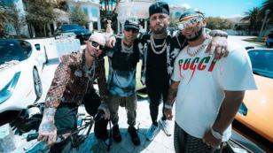 Nicky Jam, Anuel AA, J Balvin y Arcángel presentan su nuevo trap 'Ven y hazlo tú'