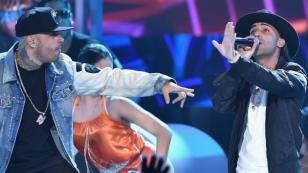 Nicky Jam, Bad Bunny y Arcángel se juntaron en 'Satisfacción'