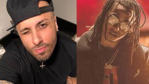Nicky Jam muestra adelanto de su nuevo remix 'Te bote' junto a Ozuna