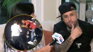 Nicky Jam habló del incidente de Ozuna en concierto [VIDEO]