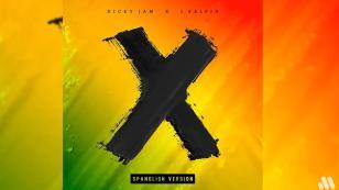 Nicky Jam y J Balvin lanzaron la versión spanglish de 'X' (Equis)