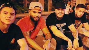 ¿Nicky Jam, Kevin Roldán, Zion y De La Ghetto juntos?