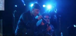 ¡Nicky Jam cumplió el sueño de invidente peruano que lo imita! [VIDEO]