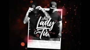 ¡Ya salió el remix de 'Una lady como tú' con Nicky Jam! No dejes de escucharlo