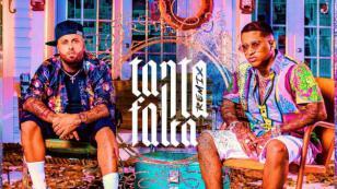 Nicky Jam y Bryant Myers lanzan remix de 'Tanta falta'