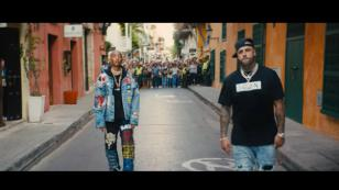 Nicky Jam y Jaden Smith juntos en el remix de 'Icon' [VIDEO]