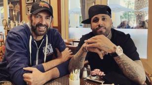 ¿Nicky Jam y Juan Luis Guerra lanzarán tema juntos?