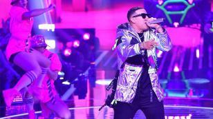 Niño sorprende a Daddy Yankee en su propio estudio de grabación