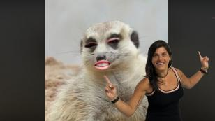 No sabíamos que Giovanna Valcárcel tiene una mascota [VIDEO]