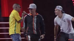 No te pierdas el ensayo de 'Quédate conmigo' para los Premios Juventud 2017 [VIDEO]