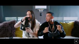 No te pierdas el videoclip de 'Azukita' con Daddy Yankee y Steve Aoki